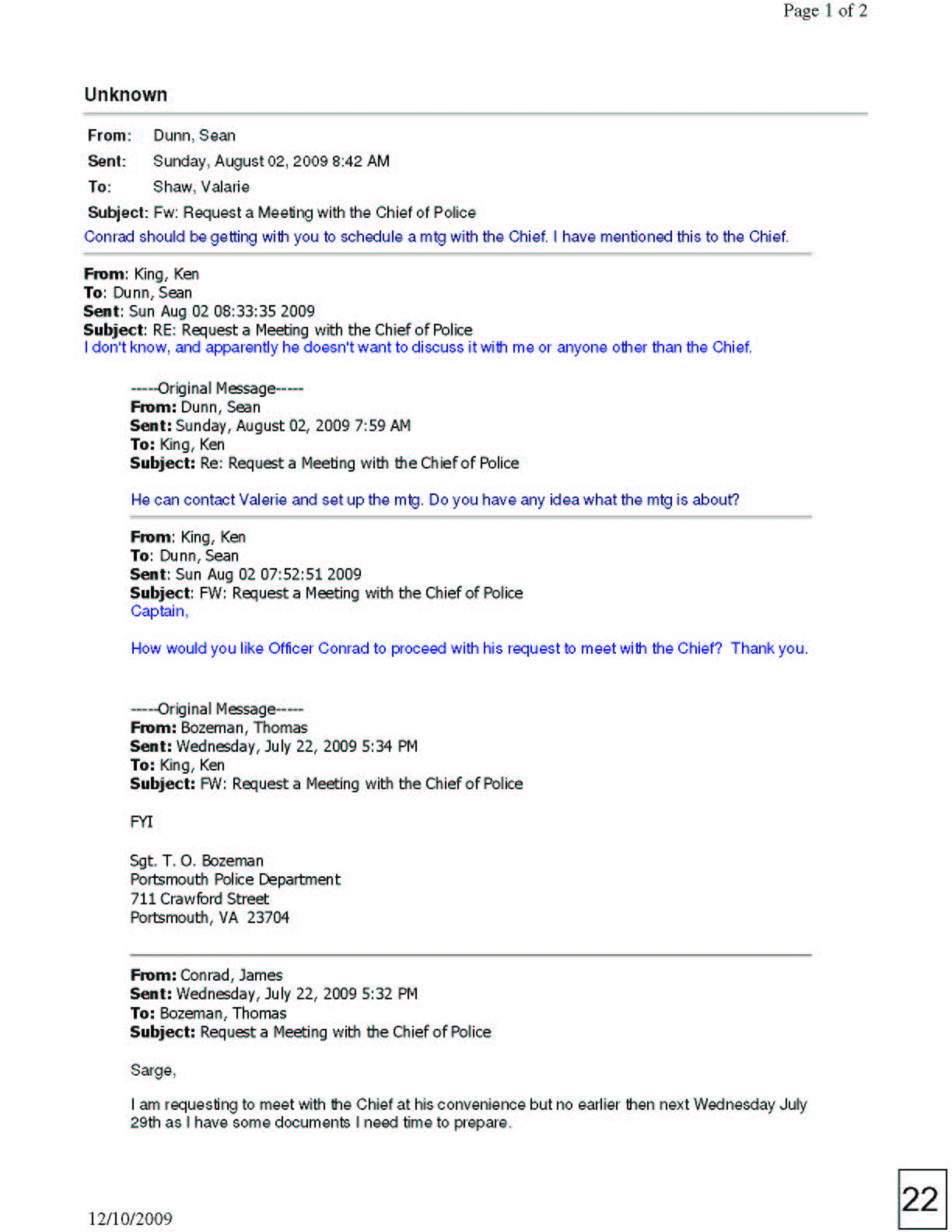 Hargis meeting request email by captain dunn unofficial for Email template to request a meeting